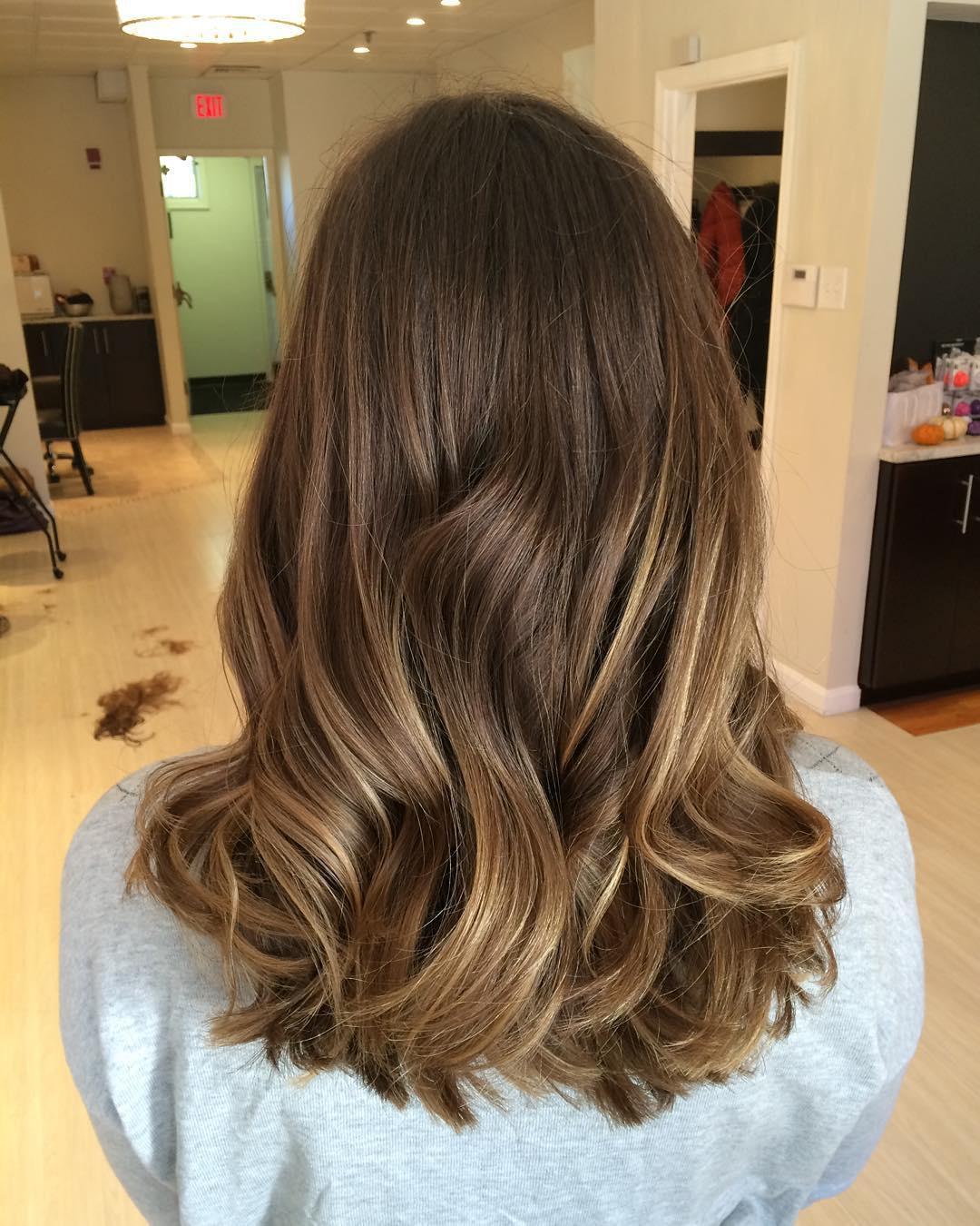 image12-102   Брондирование волос: описание, виды, техника выполнения для любой длины и цвета волос
