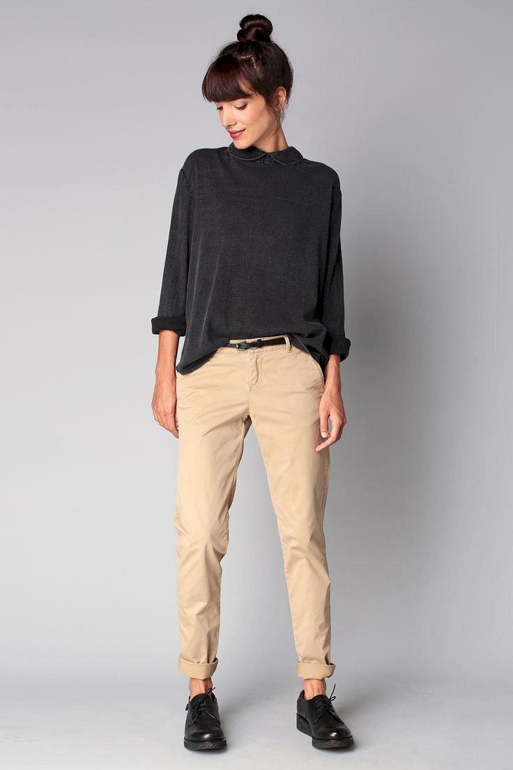 image18-26   Офисный стиль: как носить рубашку и не выглядеть скучной
