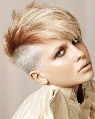 image22-35 | Красивые и стильные укладки на короткие волосы