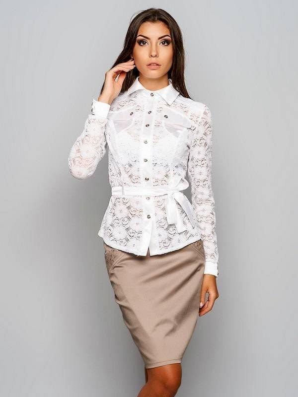 image29-7   Офисный стиль: как носить рубашку и не выглядеть скучной
