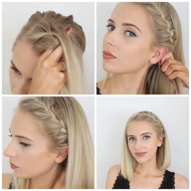 image3-31 | 10 лёгких причёсок для коротких и средних волос на каждый день