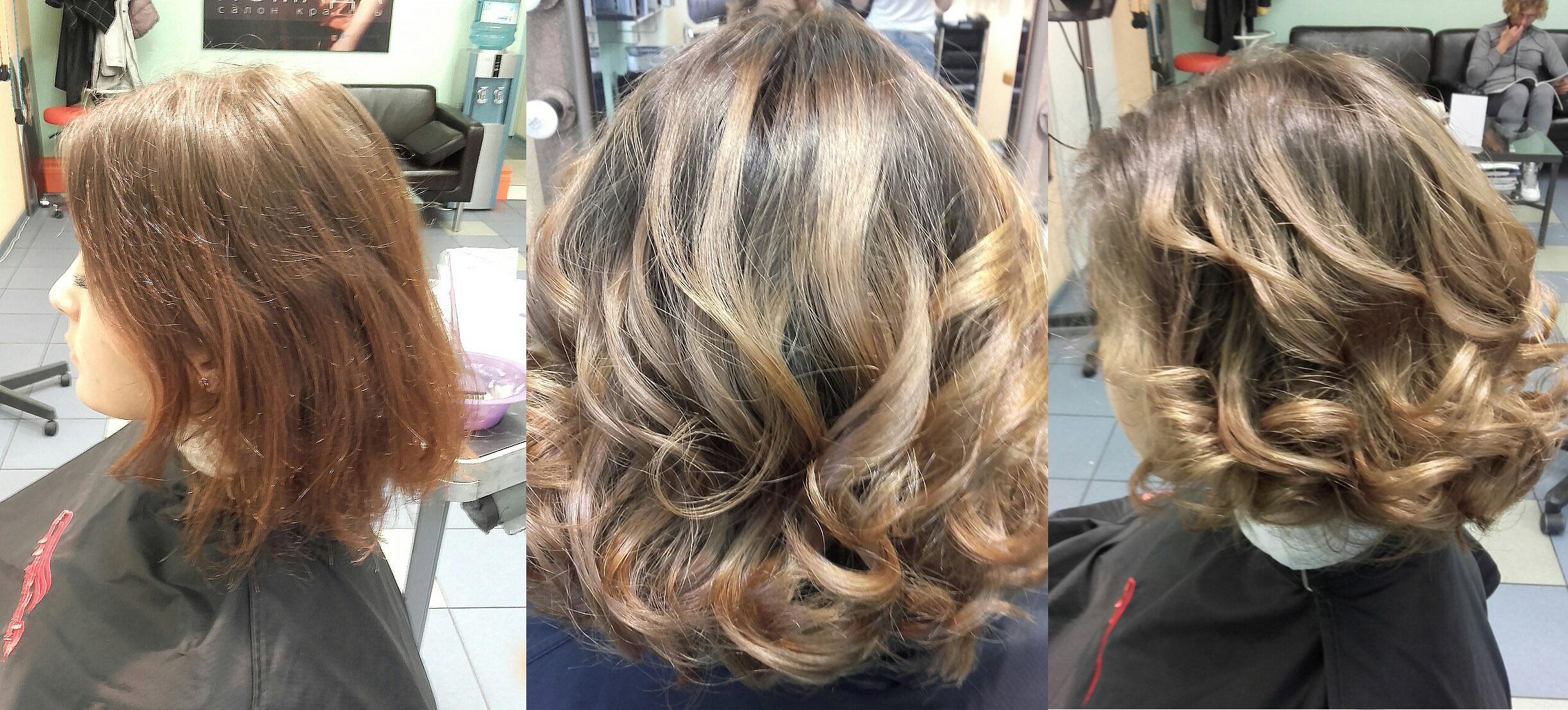 image31-22   Брондирование волос: описание, виды, техника выполнения для любой длины и цвета волос