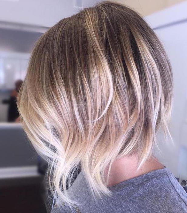 image34-6 | Модные оттенки и техники окрашивания на короткие волосы 2018