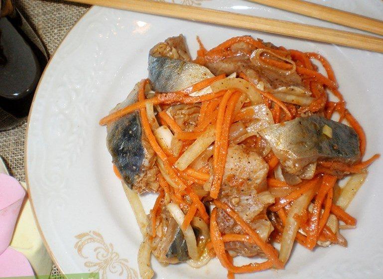 image4-31 | Селедка по-корейски отличный рецепт для любителей острой кухни