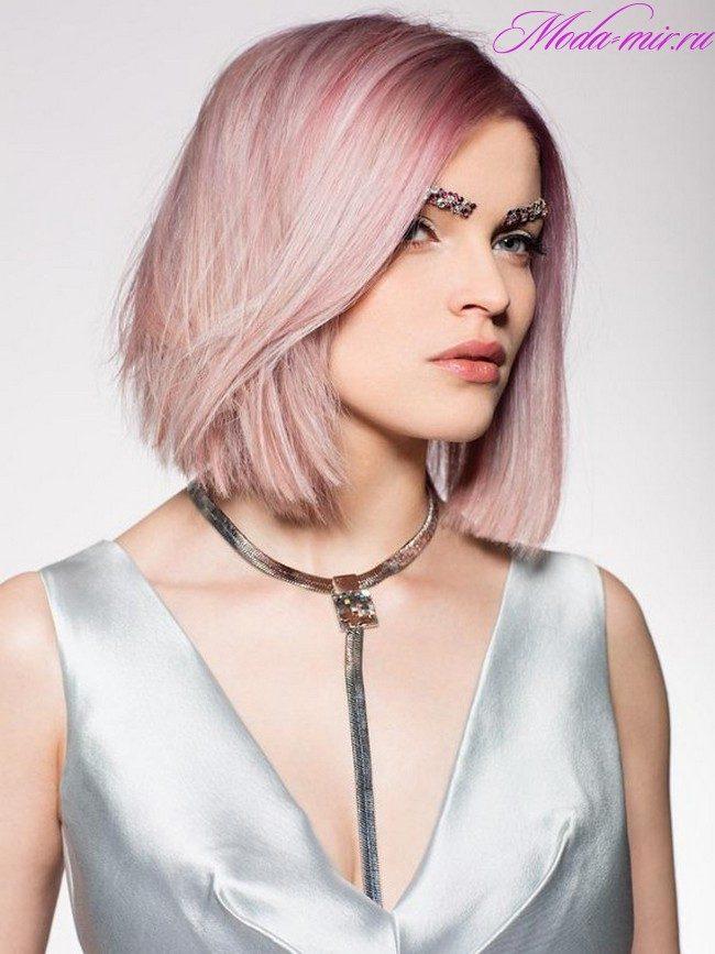 image44-3 | Модные оттенки и техники окрашивания на короткие волосы 2018