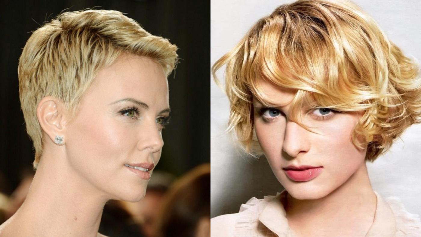 image46-5 | Модные женские стрижки на короткие волосы: основные правила и варианты исполнения