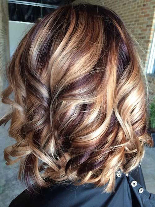image48-8   Брондирование волос: описание, виды, техника выполнения для любой длины и цвета волос