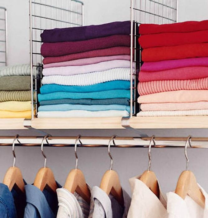 image5-118 | Как правильно складывать вещи и белье в шкафу, чтобы они занимали меньше места