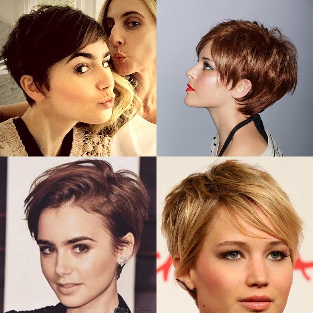image52-1 | Модные женские стрижки на короткие волосы: основные правила и варианты исполнения