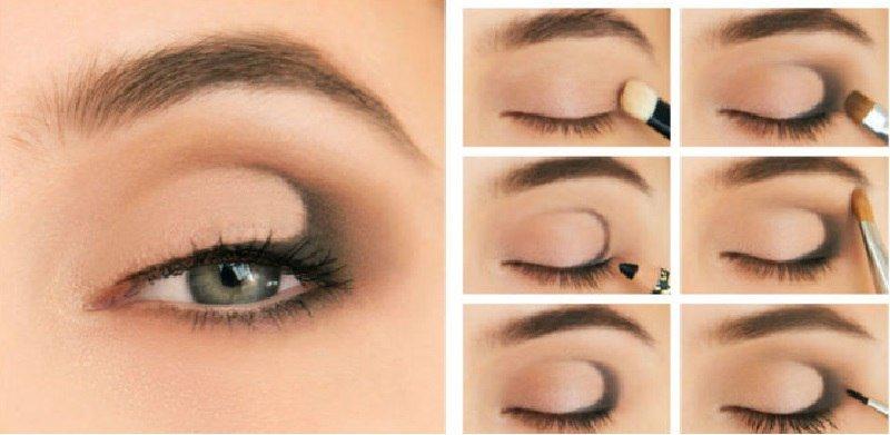 image6-43 | Пошаговый макияж глаз — лучшие схемы