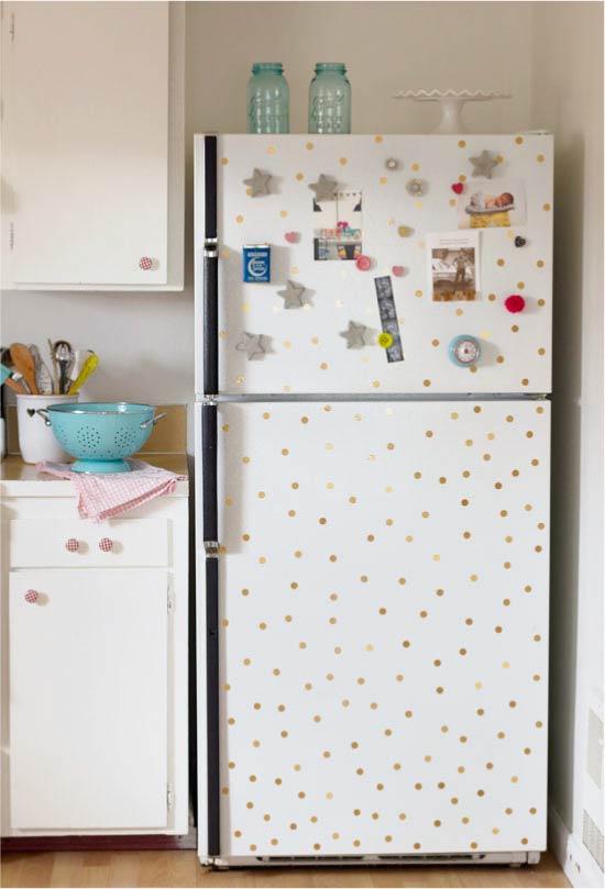 image7-23 | Новый дизайн старого холодильника: 7 способов создать стильный интерьер