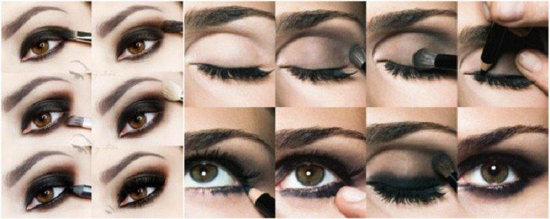 image7-41 | Пошаговый макияж глаз — лучшие схемы