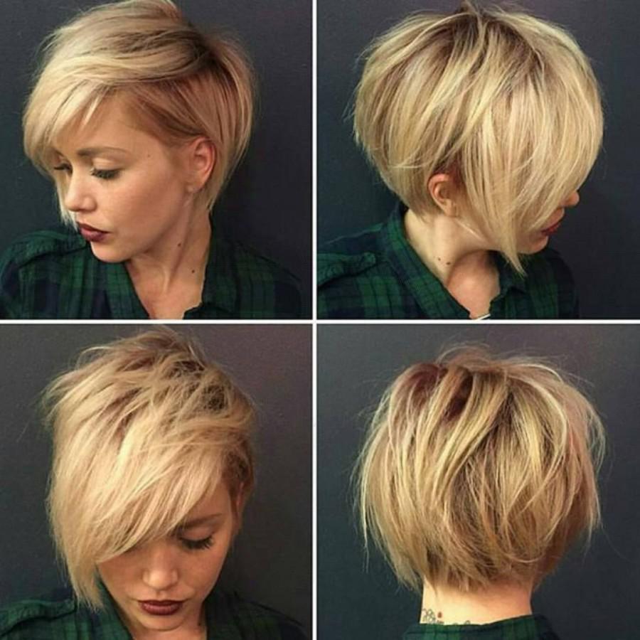 image74-1 | Модные женские стрижки на короткие волосы: основные правила и варианты исполнения