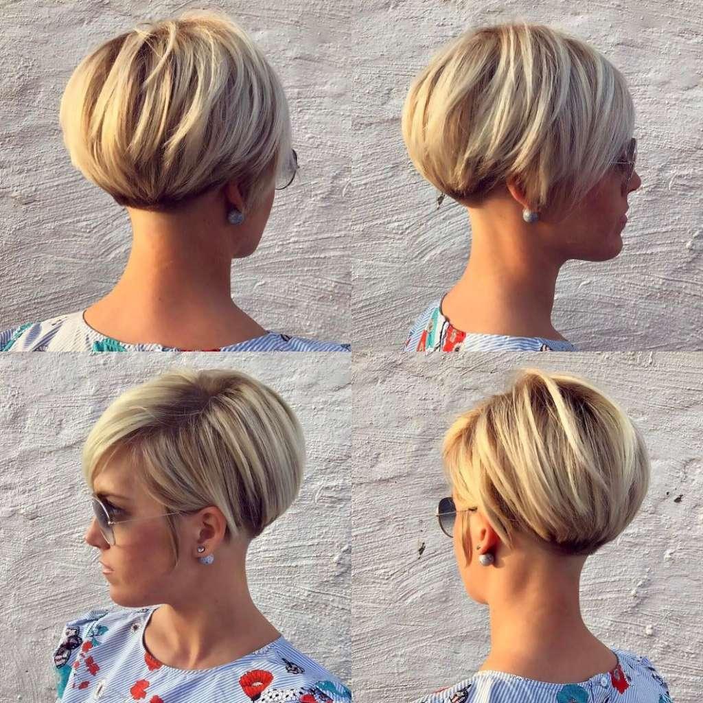 image81-1 | Модные женские стрижки на короткие волосы: основные правила и варианты исполнения