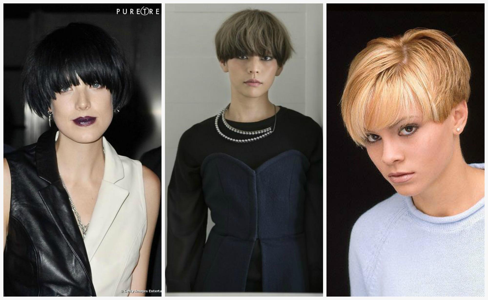 image88-1 | Модные женские стрижки на короткие волосы: основные правила и варианты исполнения
