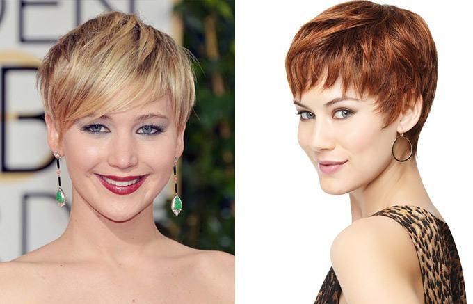 image95-1 | Модные женские стрижки на короткие волосы: основные правила и варианты исполнения
