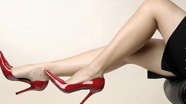 Как весной и летом носить туфли на высоких каблуках целый день и не страдать от боли в ногах
