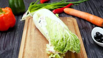 10 салатов с пекинской капустой
