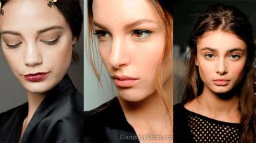 Варианты и особенности весеннего макияжа 2018