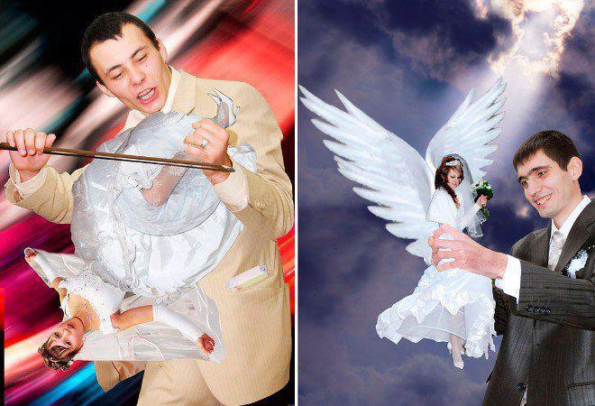 image23-2 | 34 свадебных фотографии, которые насмешат вас до слез!