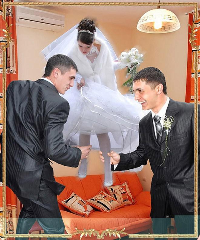image26-1 | 34 свадебных фотографии, которые насмешат вас до слез!