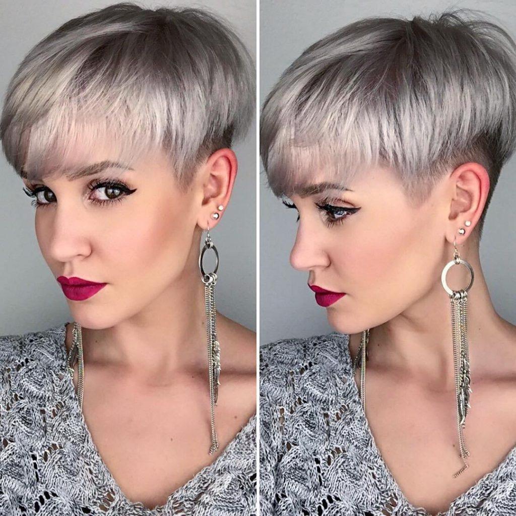 image4-45 | Самые модные женские стрижки 2018 года на короткие волосы (55 фото)