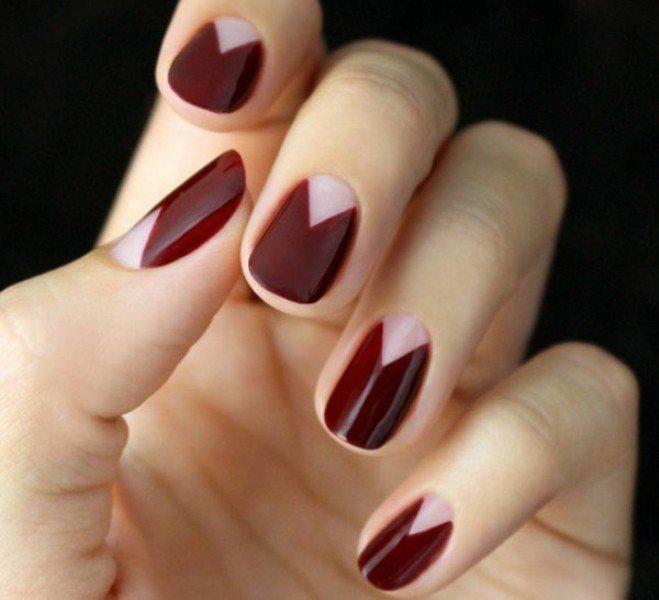 simple-nails-10 | Тренды маникюра: простой маникюр