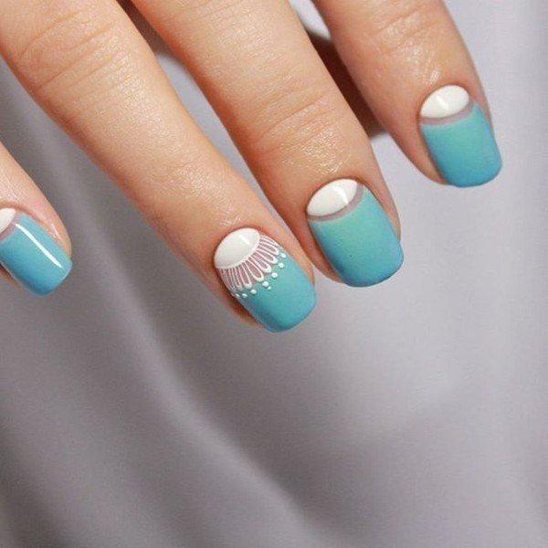 simple-nails-7 | Тренды маникюра: простой маникюр