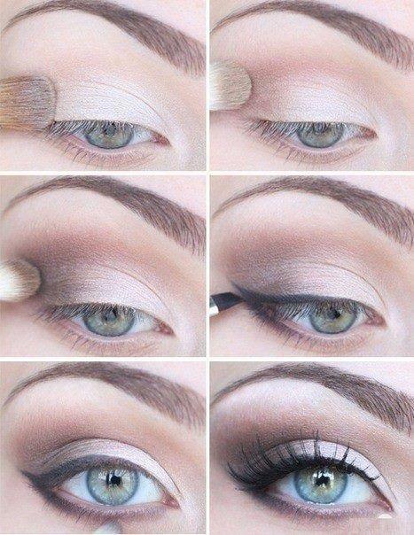 image10-28 | Лучшие идеи макияжа со схемами — 15 фото!
