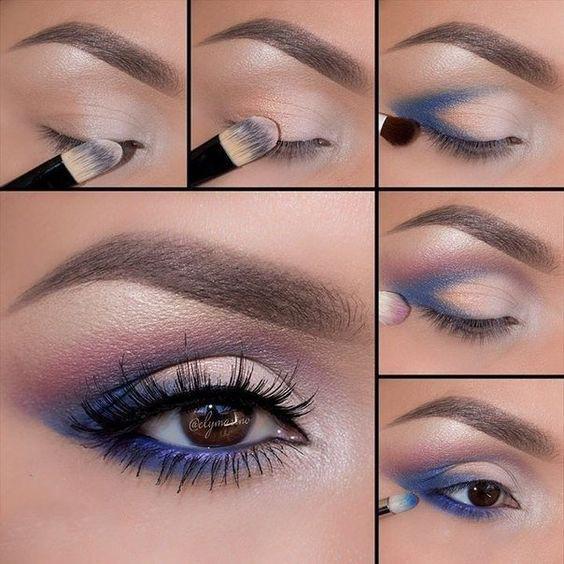 image14-25 | Лучшие идеи макияжа со схемами — 15 фото!