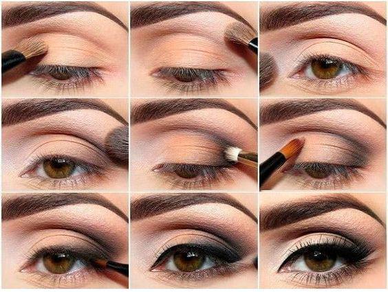 image15-25 | Лучшие идеи макияжа со схемами — 15 фото!