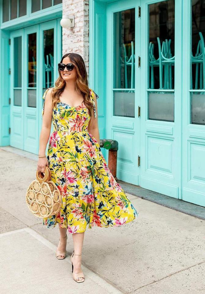 image13-10 | Модные блоги: образы с платьями, которые вам точно понравятся