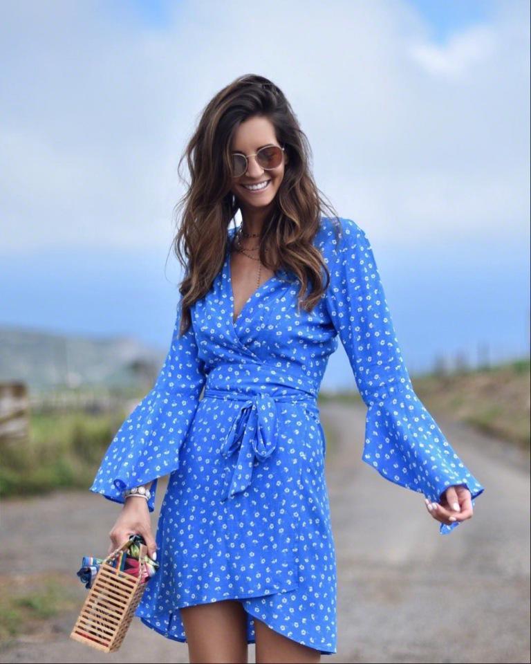 image17-8 | Модные блоги: образы с платьями, которые вам точно понравятся