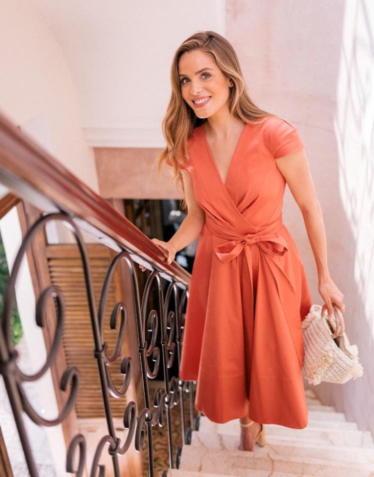 image34-5 | Модные блоги: образы с платьями, которые вам точно понравятся