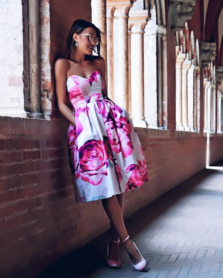 image48-4 | Модные блоги: образы с платьями, которые вам точно понравятся