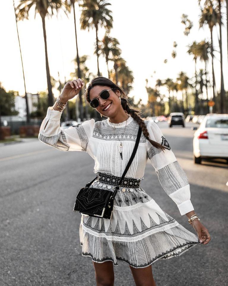 image64 | Модные блоги: образы с платьями, которые вам точно понравятся
