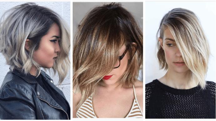 10 вариантов стильной и модной стрижки ассиметричный боб