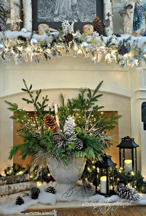 image15-4   Новогодние украшения из шишек своими руками