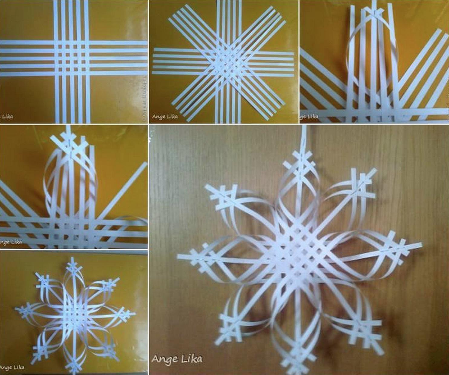 image2-19 | 15 способов сделать снежинку своими руками