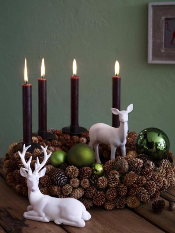 image5-9   Новогодние украшения из шишек своими руками