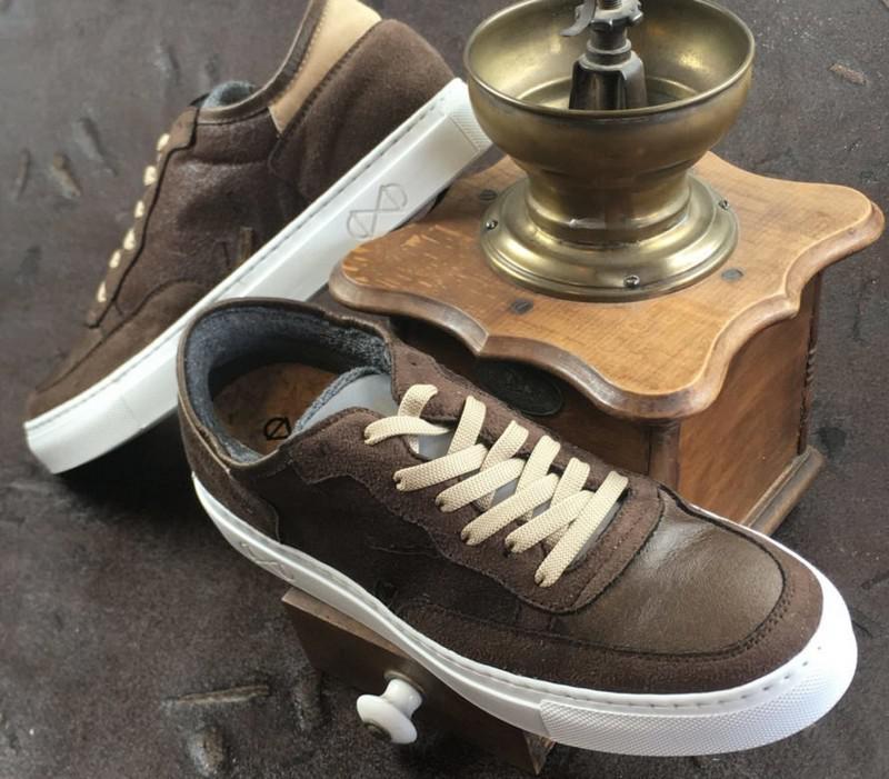 leather-sneaker-001 | Кожаные мужские кроссовки — must have для любого гардероба