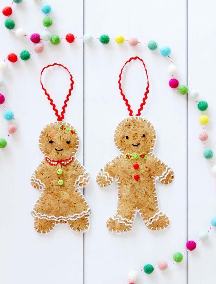 image10-4   Рождественские и Новогодние украшения из втросырья своими руками