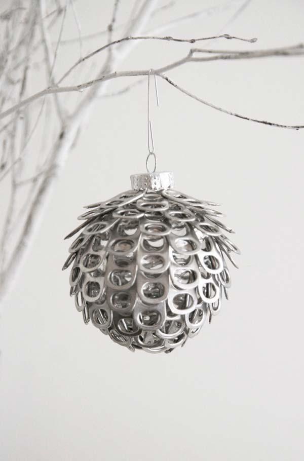 image14-3   Рождественские и Новогодние украшения из втросырья своими руками
