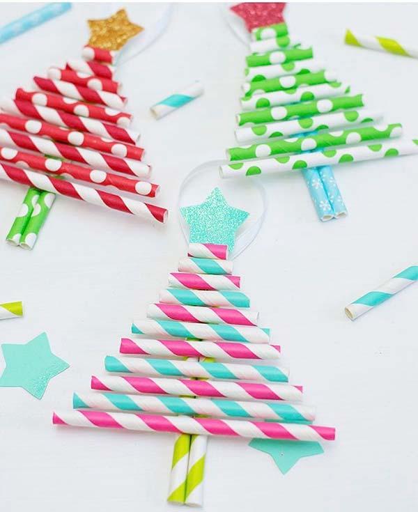 image18-1   Рождественские и Новогодние украшения из втросырья своими руками