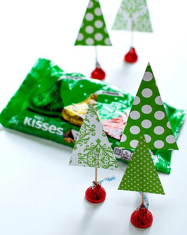image4-6   Рождественские и Новогодние украшения из втросырья своими руками