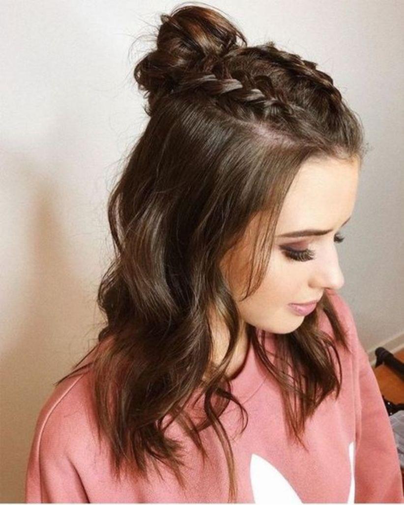 image1-32 | Back to School: 37 идей для причесок с косами