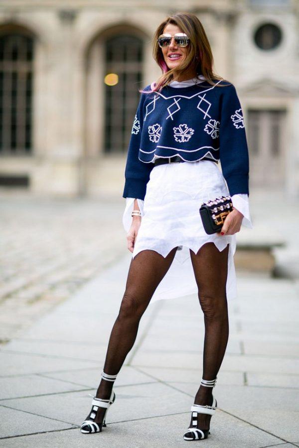 image10-3 | Как носить юбки зимой