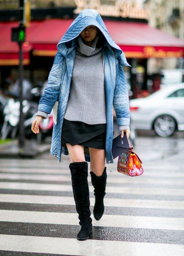 image16 | Как носить юбки зимой