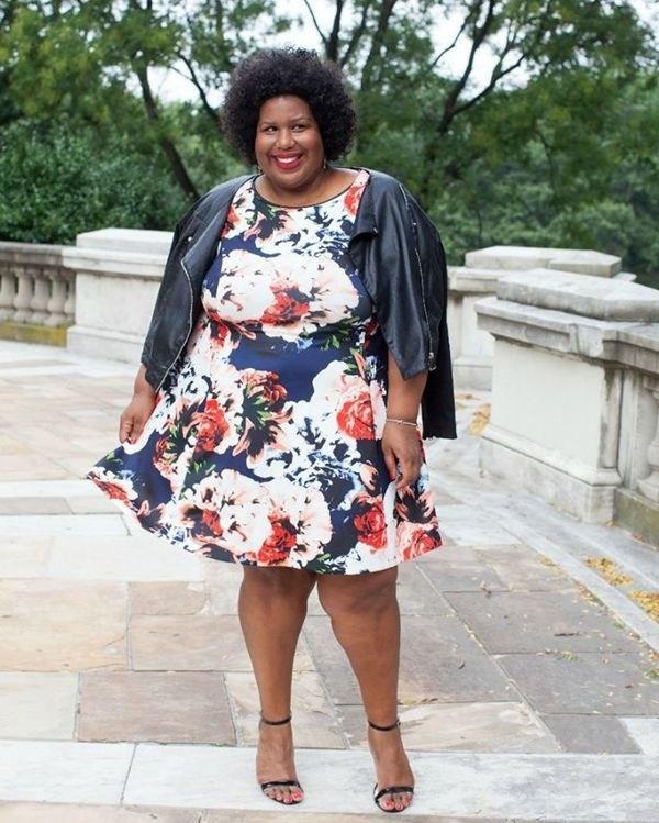 image18-15 | 39 стильных и элегантных платьев для полных женщин