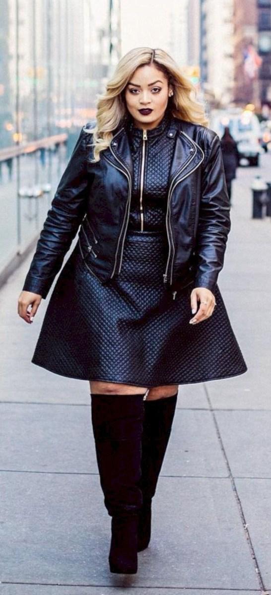 image2-24 | 39 стильных и элегантных платьев для полных женщин